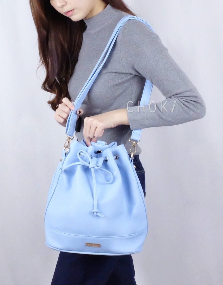 Choki Sling Bag - 6051 Choki Trendy Bucket Sling Bag RM55.00