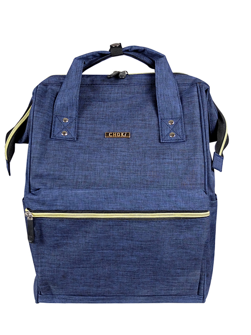 Choki Backpack - 6088 Choki Signature Korean Canvas Backpack RM69.00