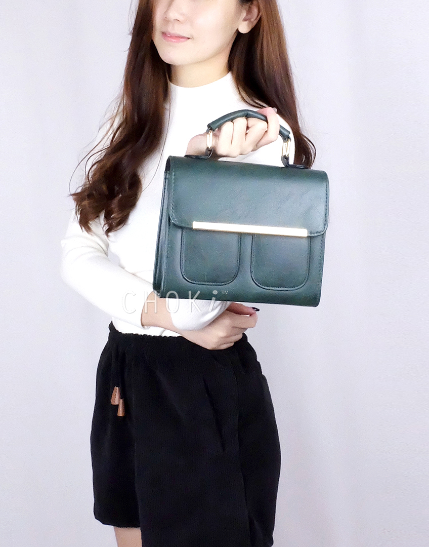 Choki Sling Bag - 6002 Traditional Sling Bag RM65.00