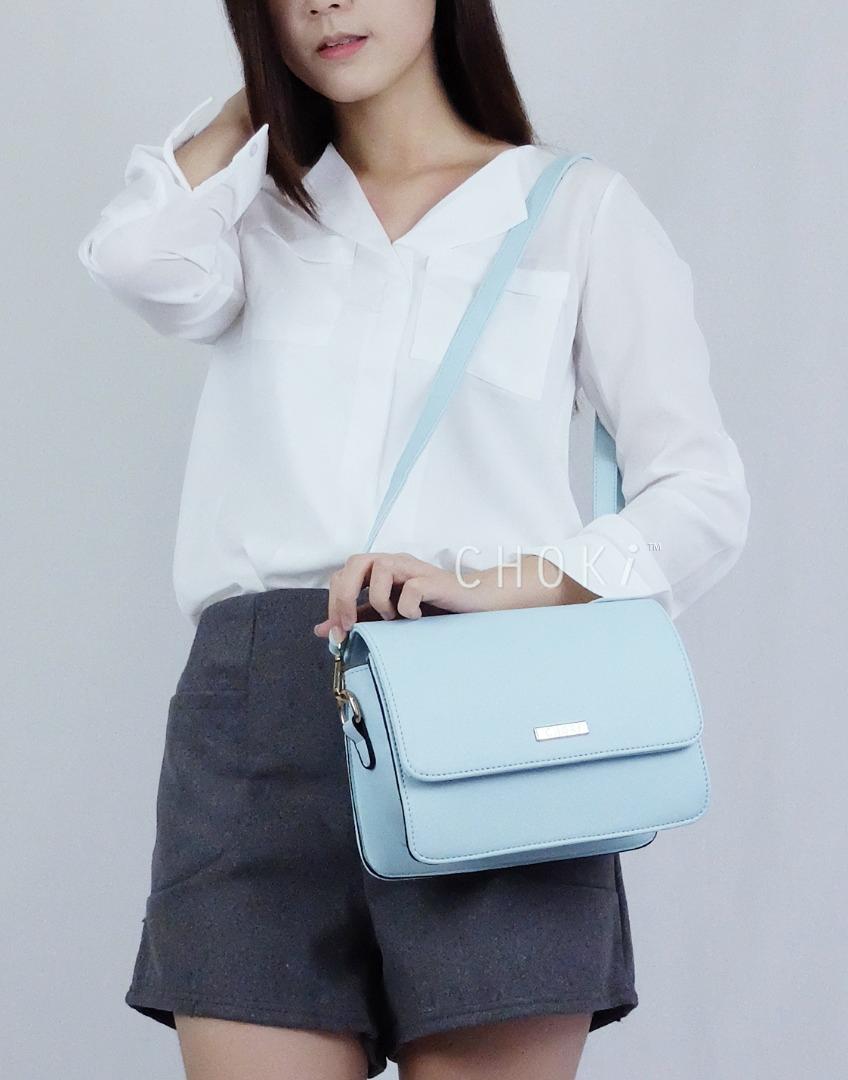 Choki Sling Bag - 5135 Choki Signature Elegant Pastel Color Sling RM59.00