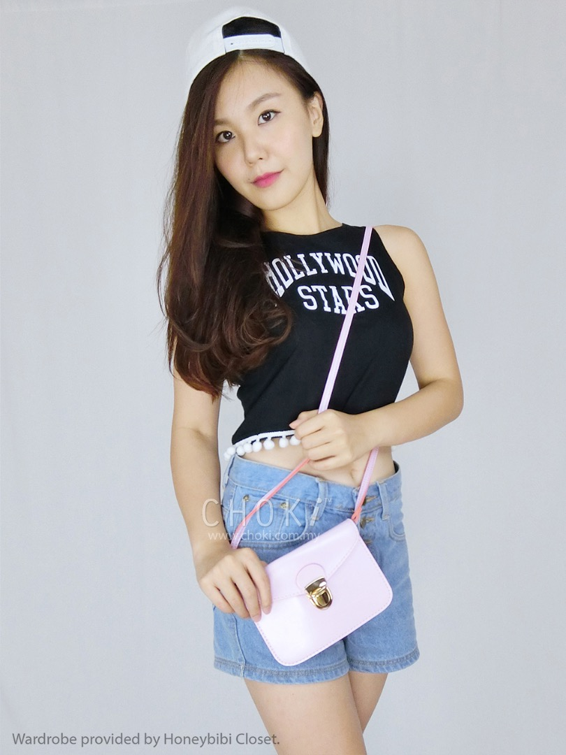 Choki Sling Bag - 5010 Choki SUMMER MINI SLING RM25.00