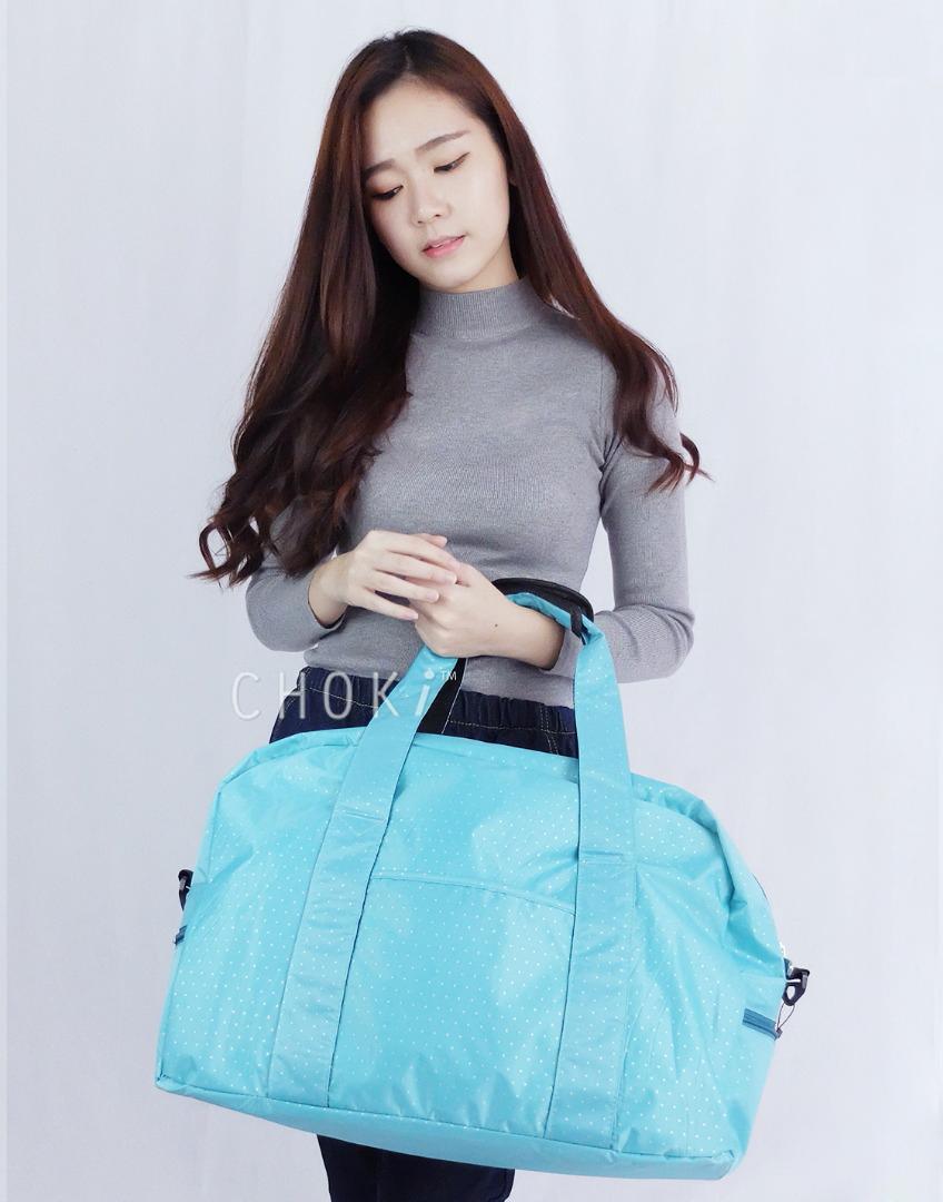 Choki travel bag - 5130 Choki Light Weight Foldable Travel Bag RM39.00