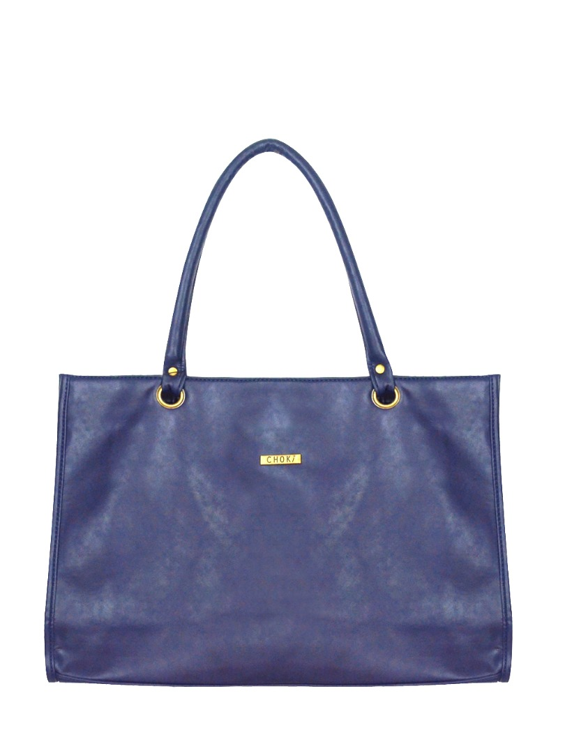 Choki Shoulder Bag - 5122 Choki Signature Office Lady Handbag *Best Seller in Korea* Blue RM49.00