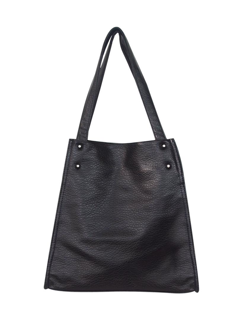 Choki Shoulder Bag - 5136 Choki Signature Korean Soft PU Handbag Black RM59.00