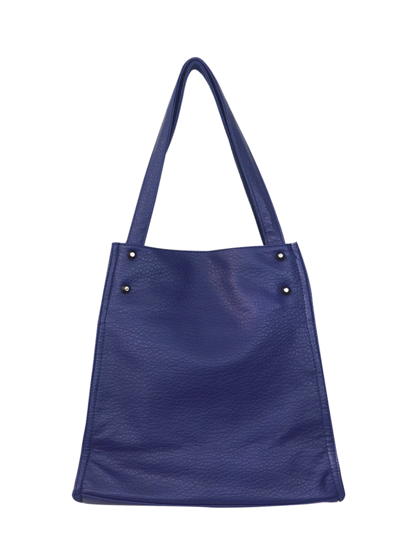 Choki Shoulder Bag - 5136 Choki Signature Korean Soft PU Handbag Blue RM59.00