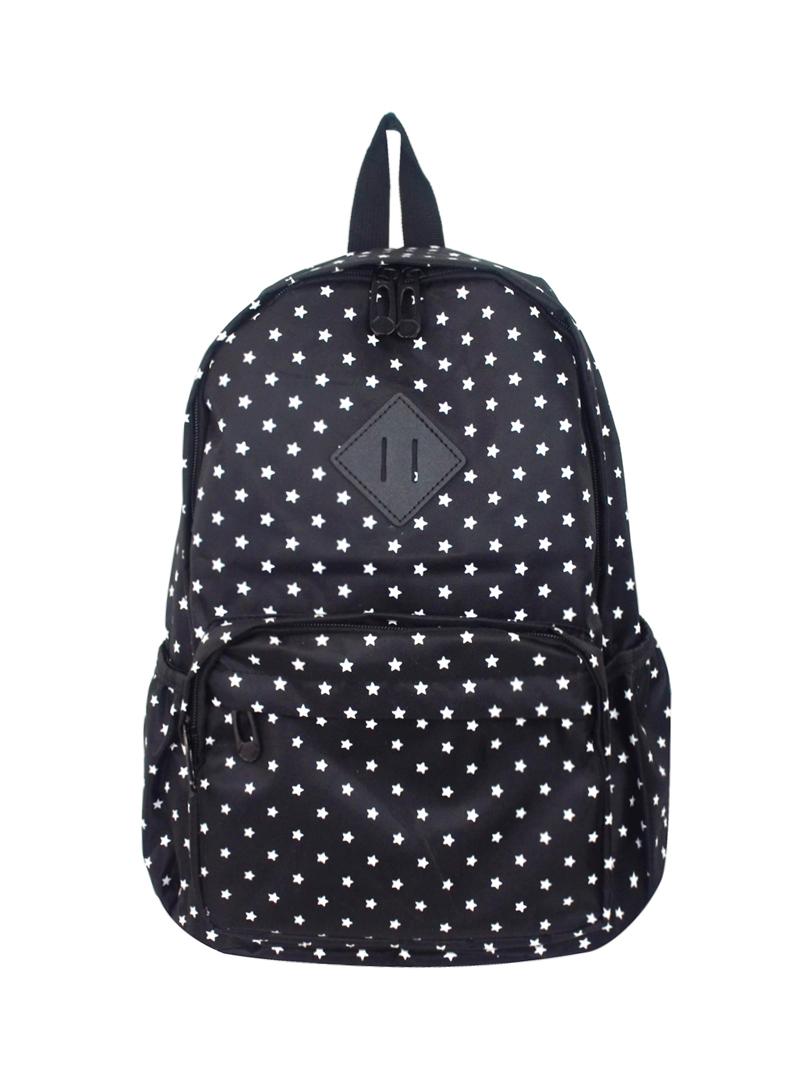 Choki Backpack - 5141 Korean Starry Night Backpack Black RM45.00