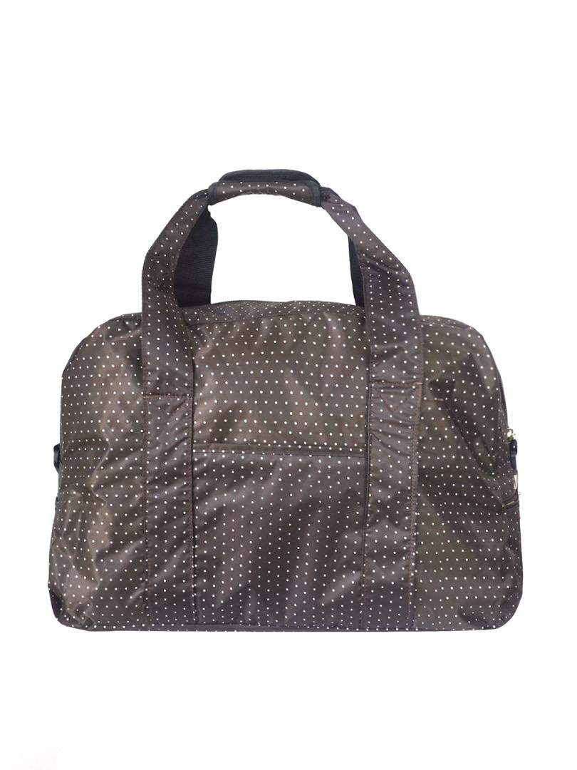 Choki travel bag - 5130 Choki Light Weight Foldable Travel Bag Brown RM39.00