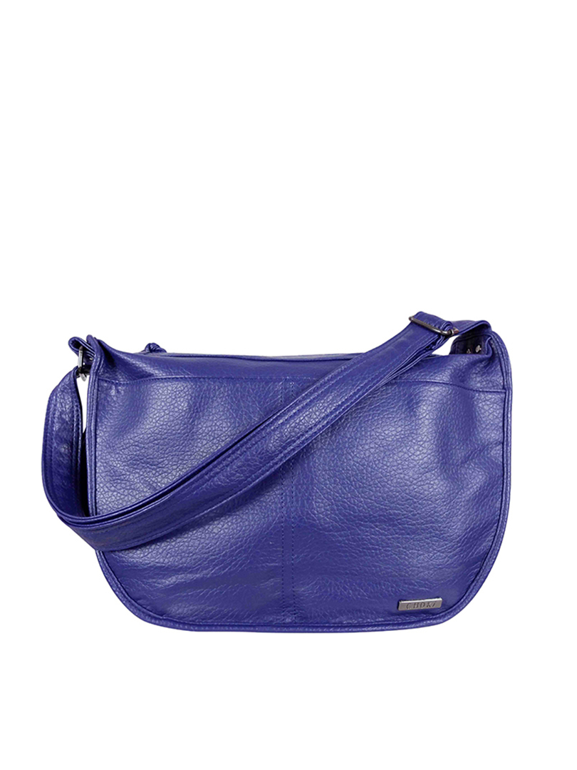 Choki Sling Bag - 6047 Softly PU Sling Bag Blue RM59.00