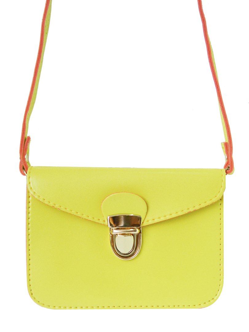 Choki Sling Bag - 5010 Choki SUMMER MINI SLING Yellow RM25.00