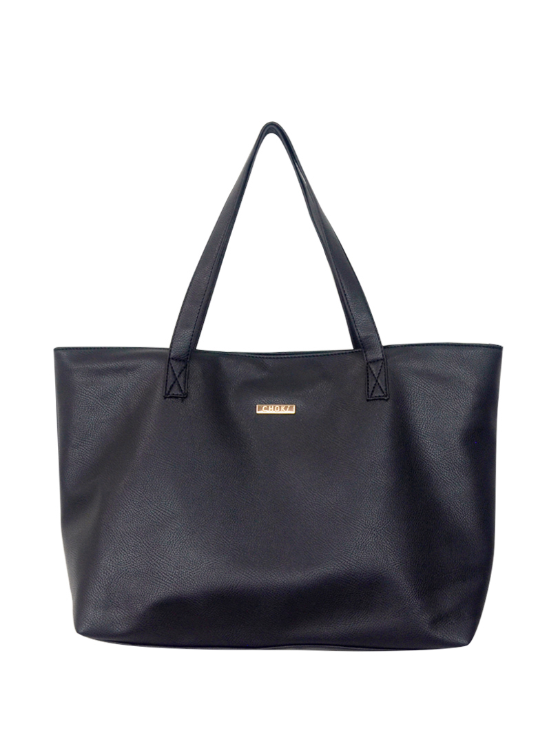 Choki Shoulder Bag - 5186 Choki Signature Classic Casual Handbag Black RM59.00