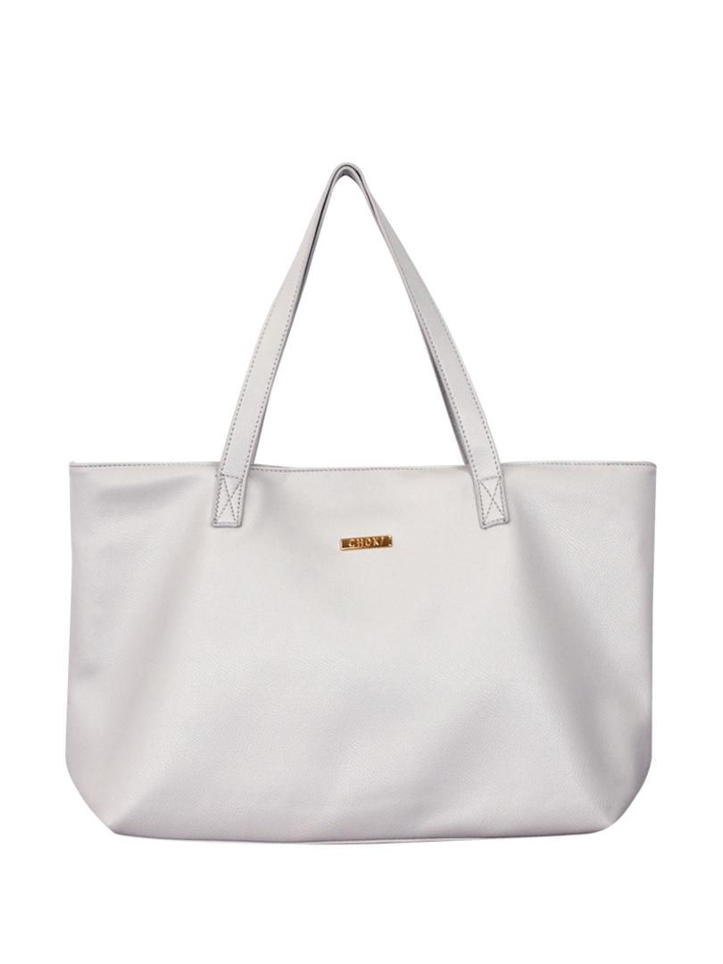 Choki Shoulder Bag - 5186 Choki Signature Classic Casual Handbag Grey RM59.00