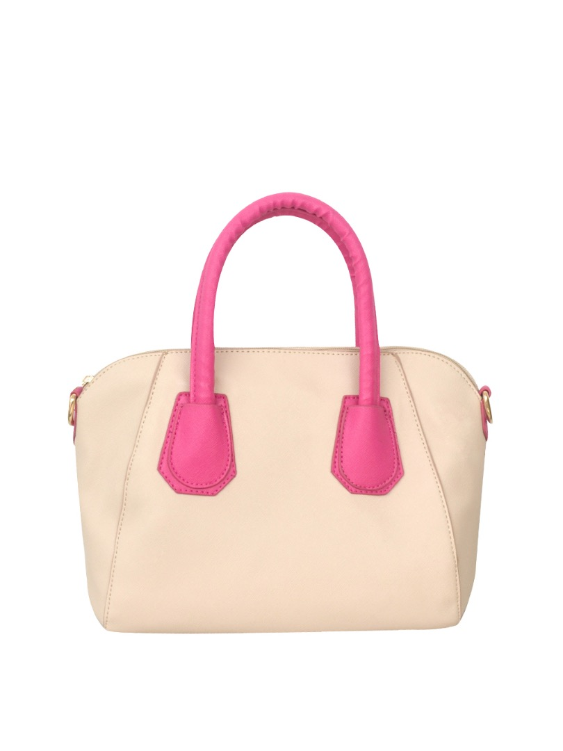 Choki Handbag - 5125 Choki Macaron Color Handbag with Sling default RM49.00