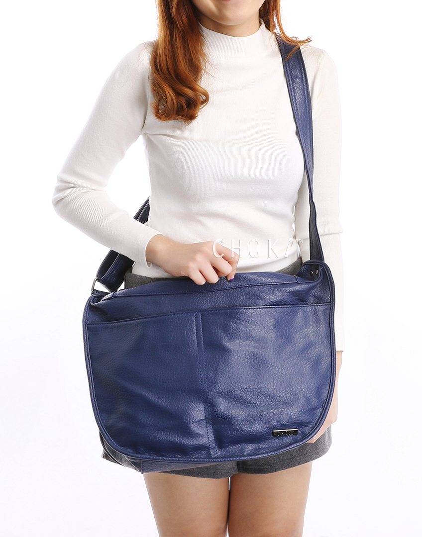 Choki.com.my - 6047 Softly PU Sling Bag RM47.00