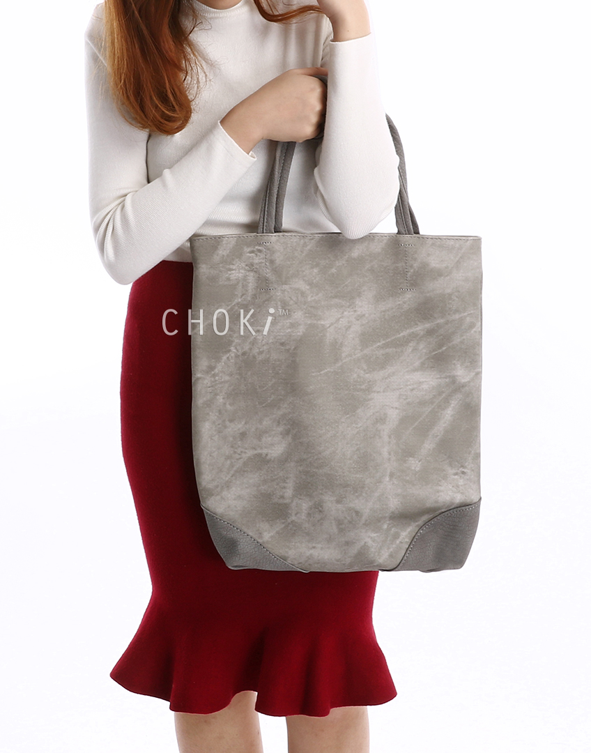 Choki.com.my - 6131 Dual Colour Slim Shoulder Bag RM39.00