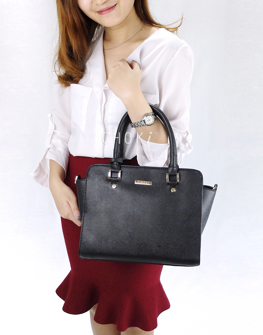Choki.com.my - 6046 Intellectual Korean Handbag RM79.00