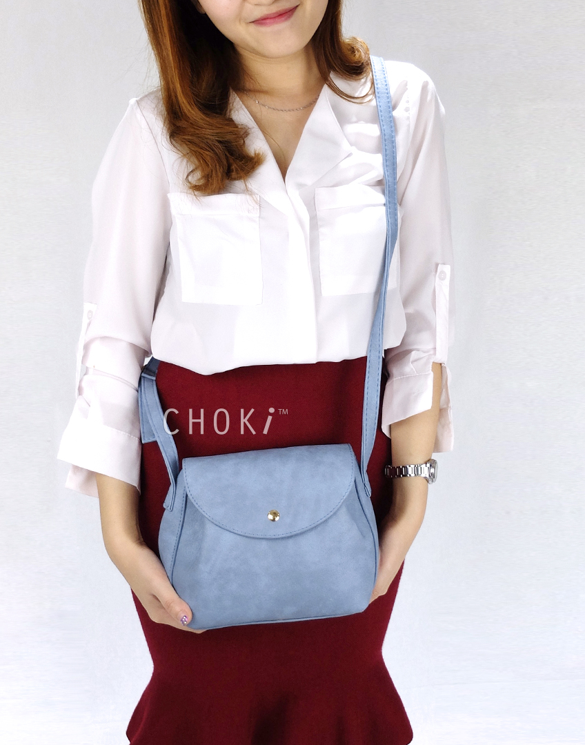 Choki.com.my - 6121 Simple Trendy Slingbag RM36.00