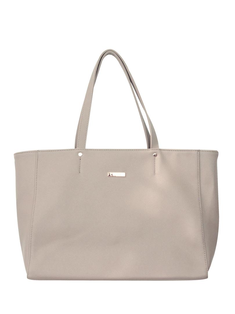 Choki Shoulder Bag - 5124 Choki Signature Classic Handbag *Best Seller* Grey RM69.00