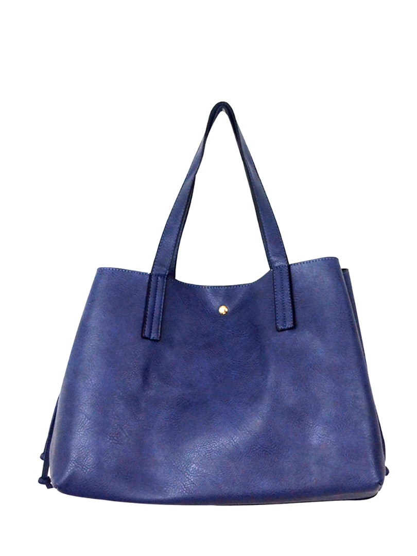 Choki Shoulder Bag - 5178 Korean Handbag with drawstring Blue RM69.00