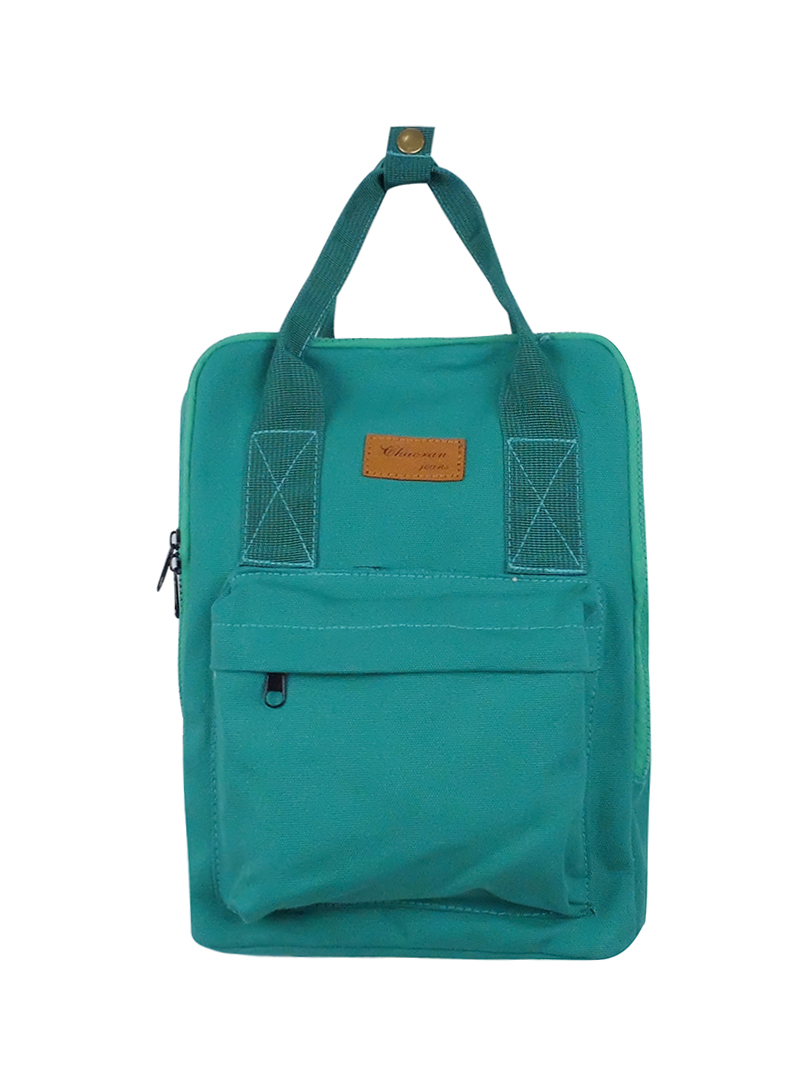 Choki.com.my - 6054 Choki Korean Canvas Backpack RM44.00