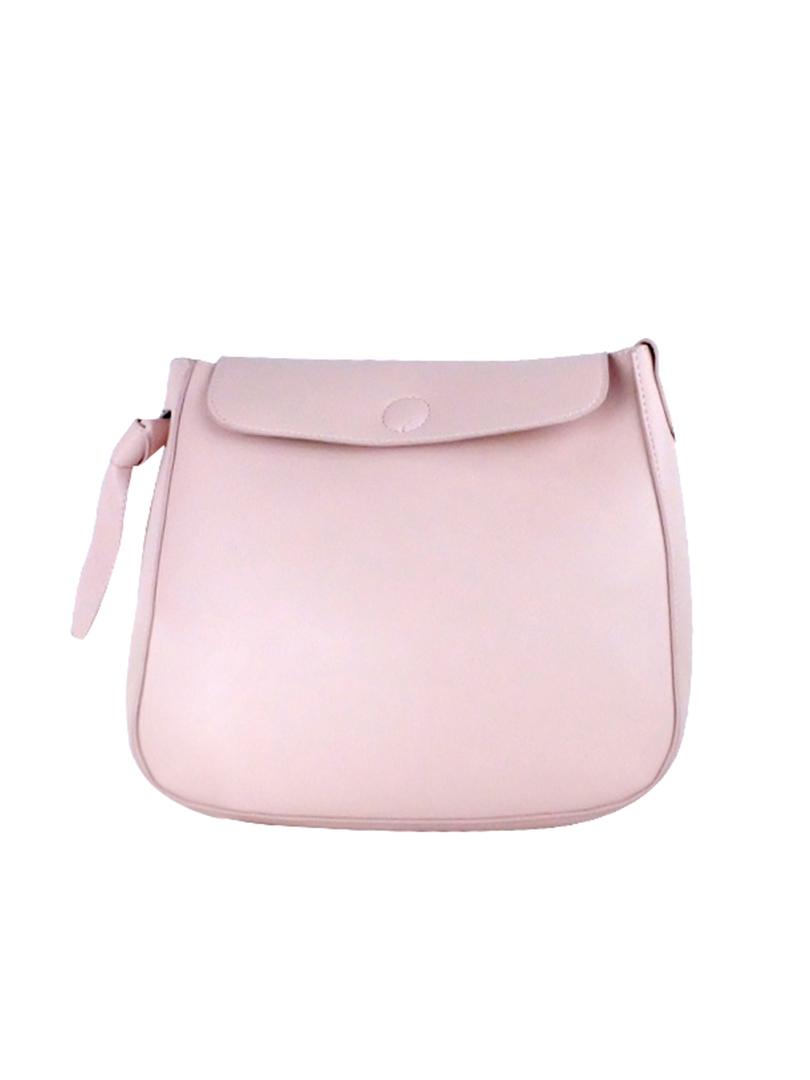 Choki Sling Bag - 6059 Choki Korean Stylish Sling Bag Pink RM59.00