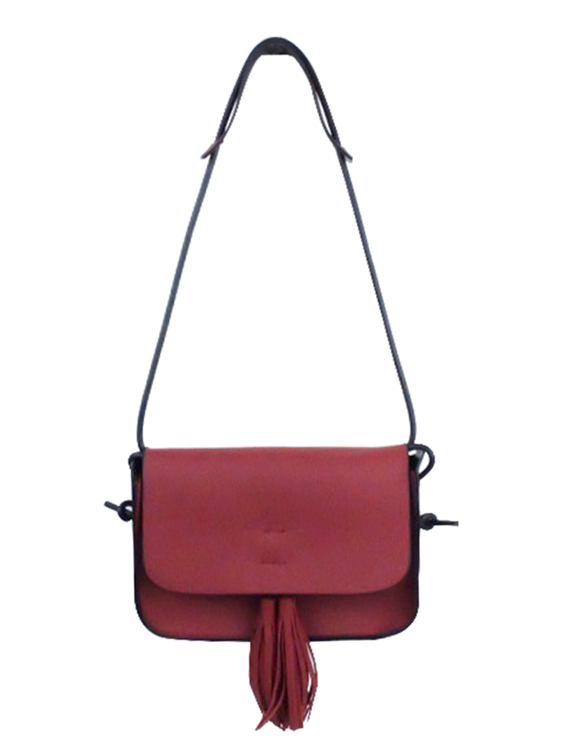Choki Sling Bag - 6062 Choki Korean Sling Bag with Tassel Red RM49.00