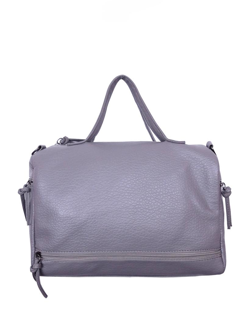 Choki Handbag - 6010 Choki Signature Korean Handbag with Sling Grey RM59.00