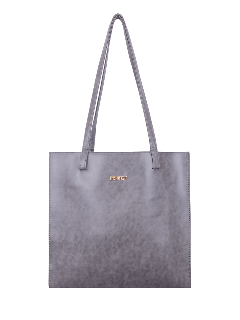 Choki.com.my - 6011 Choki Signature PU Leather Tote Bag RM47.20