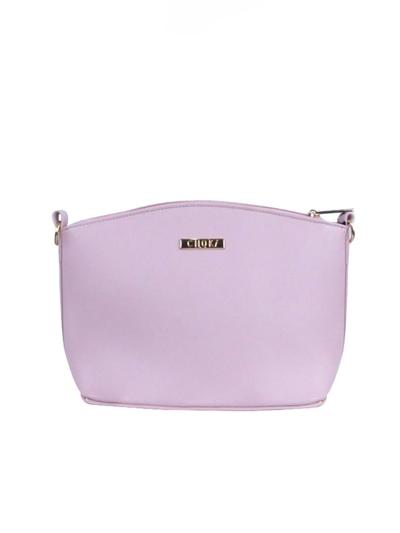 Choki Sling Bag - 6014 Choki Signature Sling Bag Pink RM45.00
