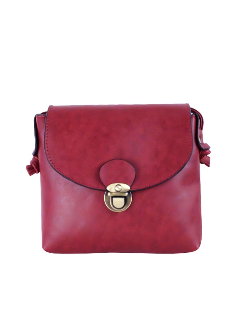 Choki Sling Bag - 6036 Choki Korean Mini Sling Red RM35.00