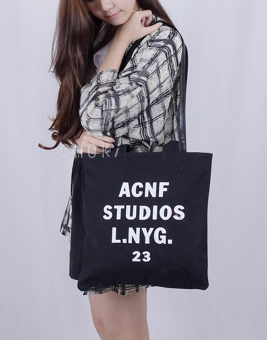 Choki.com.my - 5029 Choki Canvas Handbag RM40.00