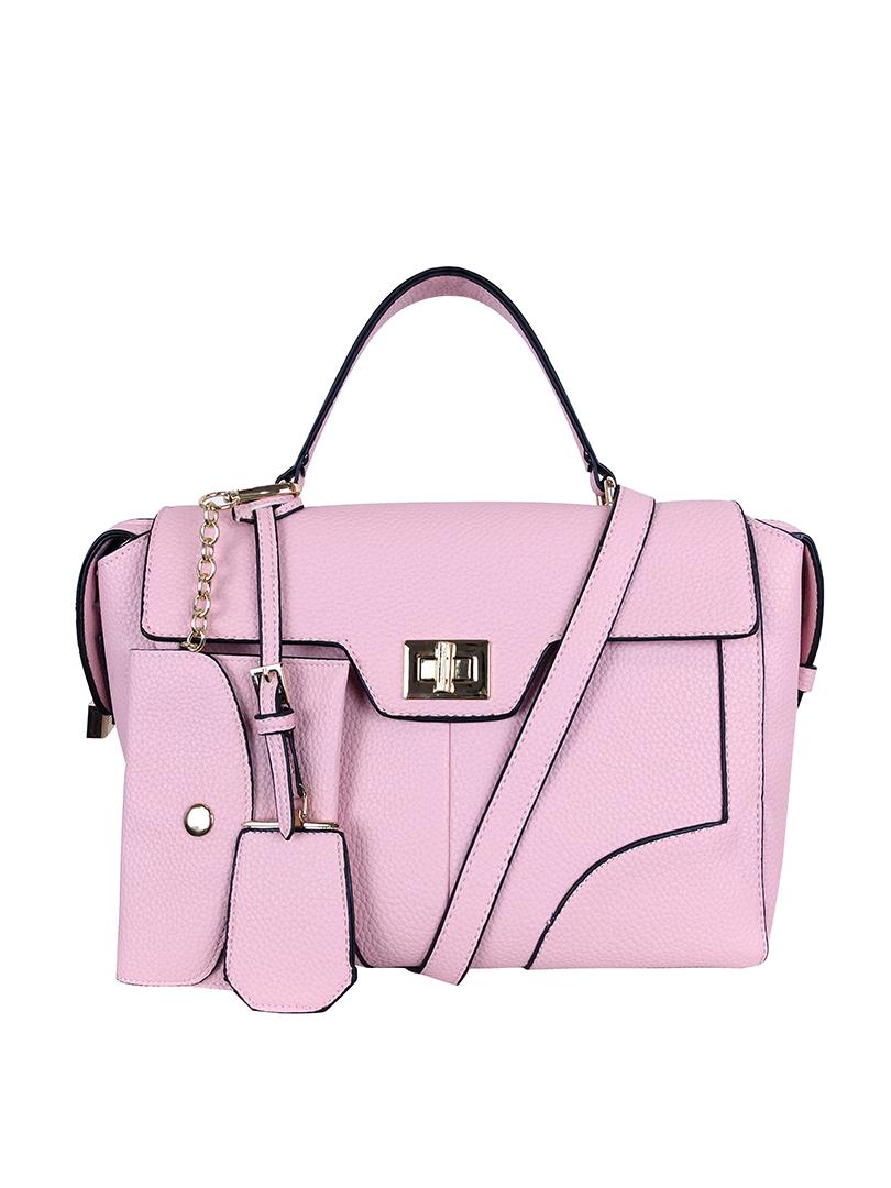 Choki.com.my - 6073 Choki Signature Elegant Handbag with Sling RM75.00