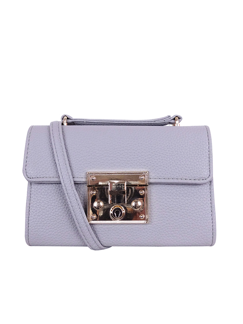 Choki Sling Bag - 6083 Choki Korean Sling Grey RM49.00