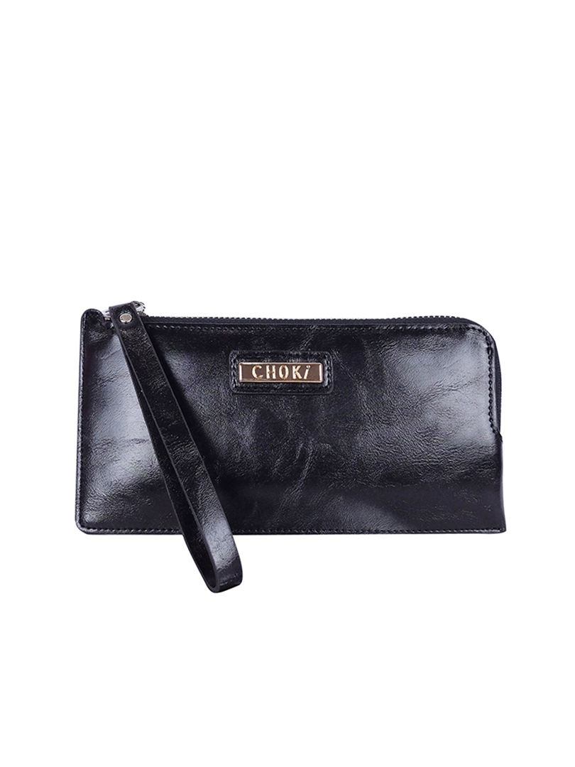 Choki Purse - P020 Choki Signature Wallet Black RM29.00