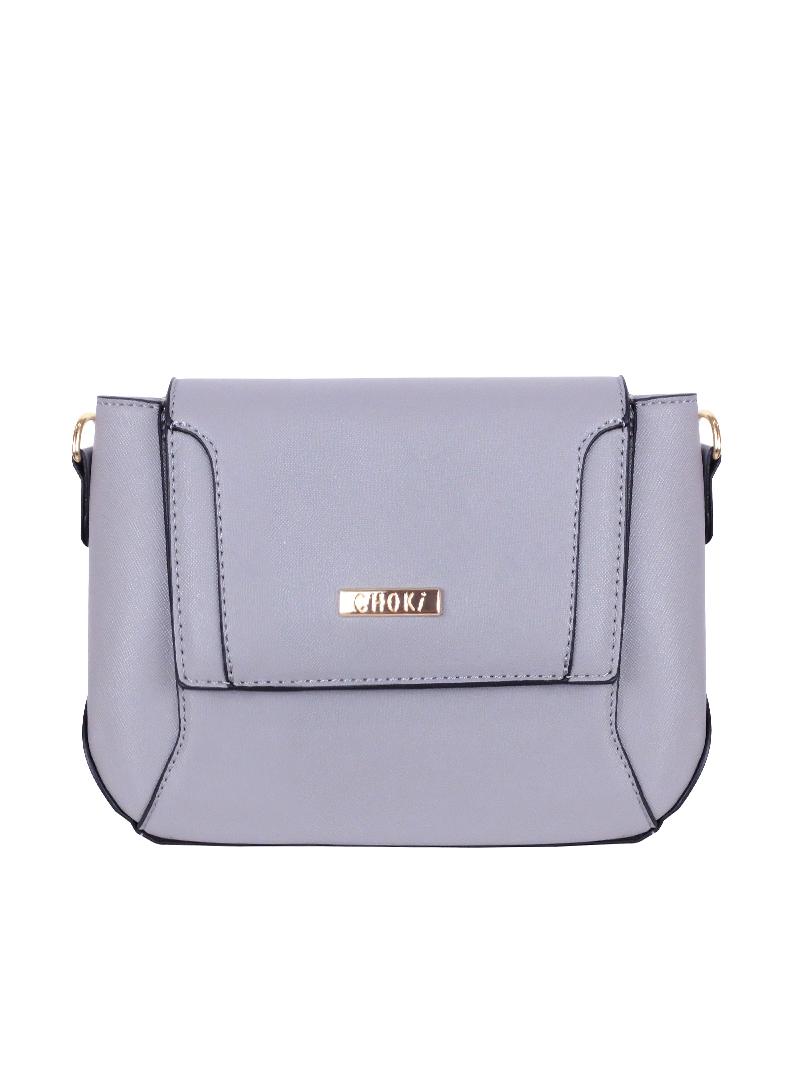 Choki Sling Bag - 6092 Choki Classic Sling Grey RM45.00