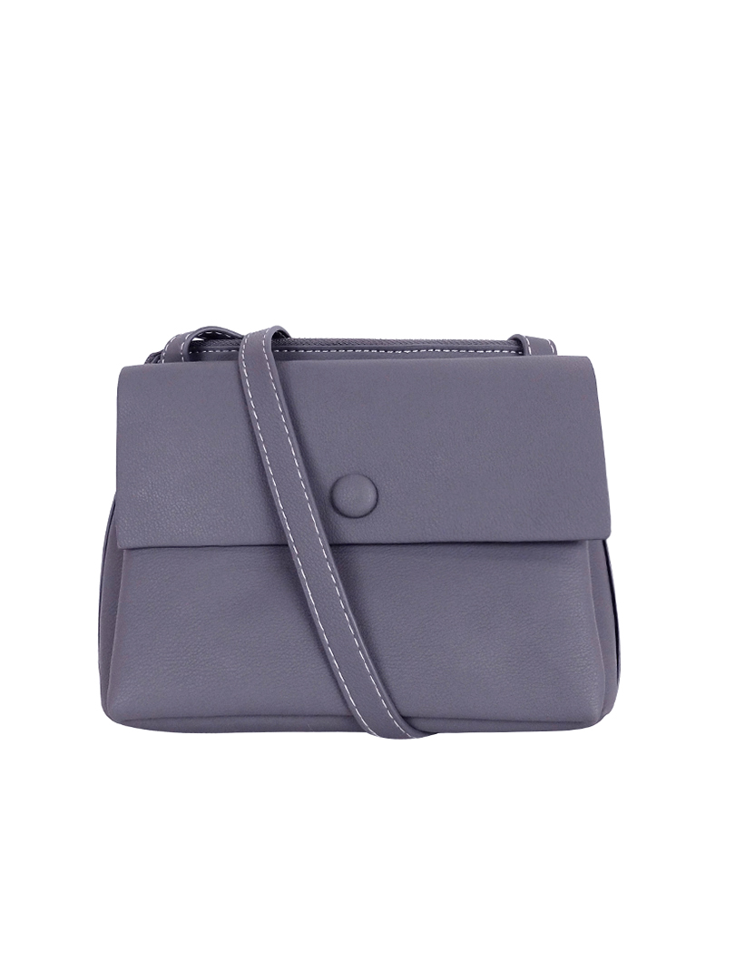 Choki Sling Bag - 6093 Korean Simple Sling Grey RM49.00
