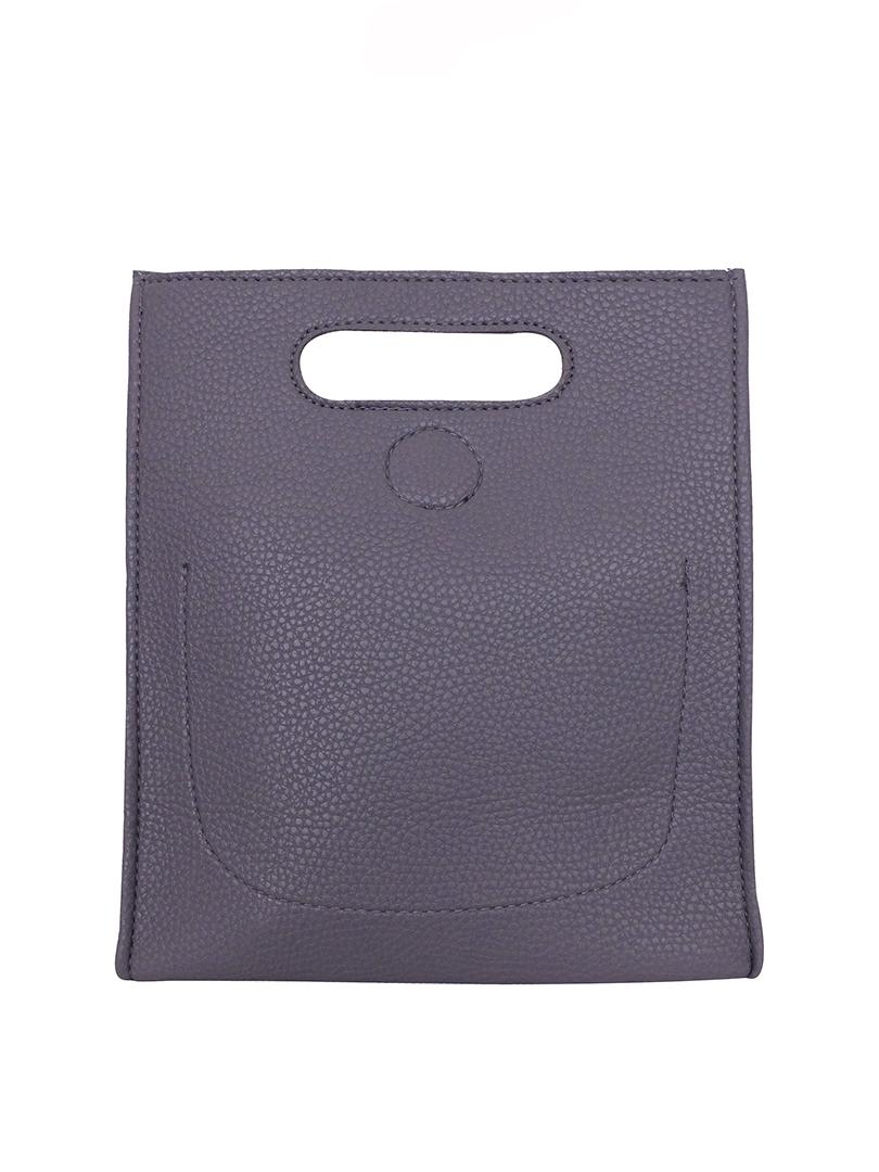 Choki Handbag - 6086 Korean Fashion Handbag with Sling Grey RM39.00
