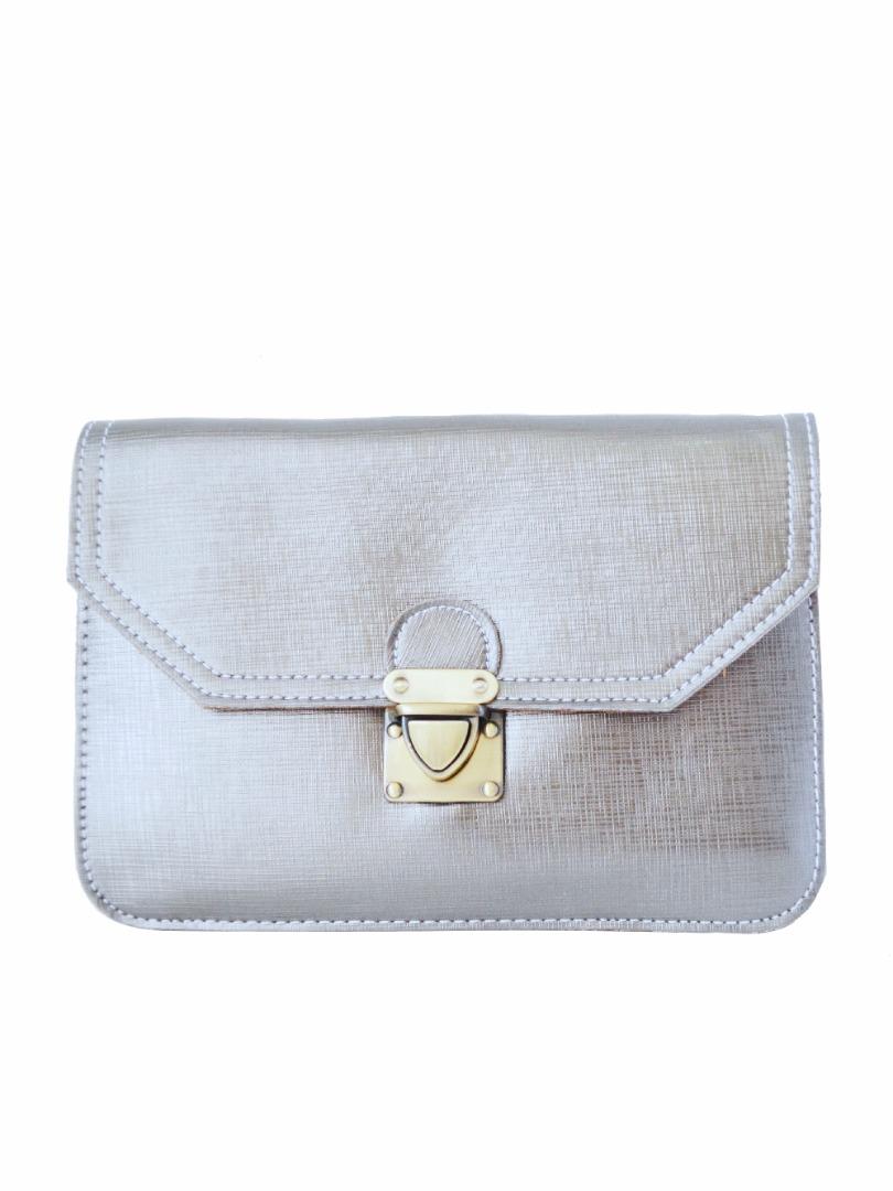 Choki Sling Bag - 5015 CHOKI MINI SLING Silver RM29.00