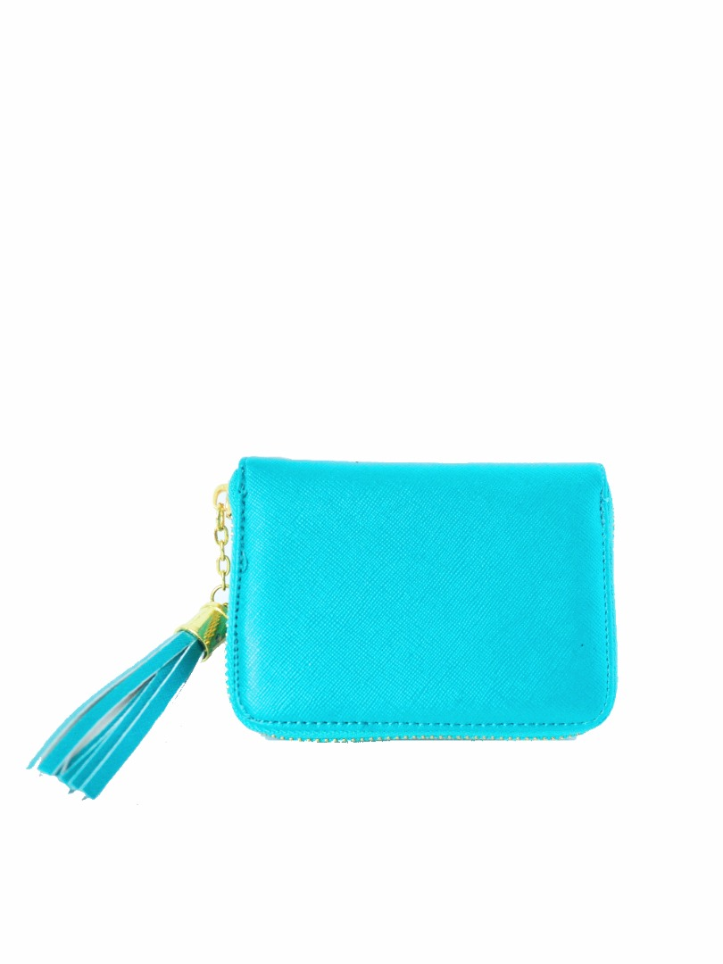 Choki Purse - P006 CHOKI Candy Zipper Green RM29.00
