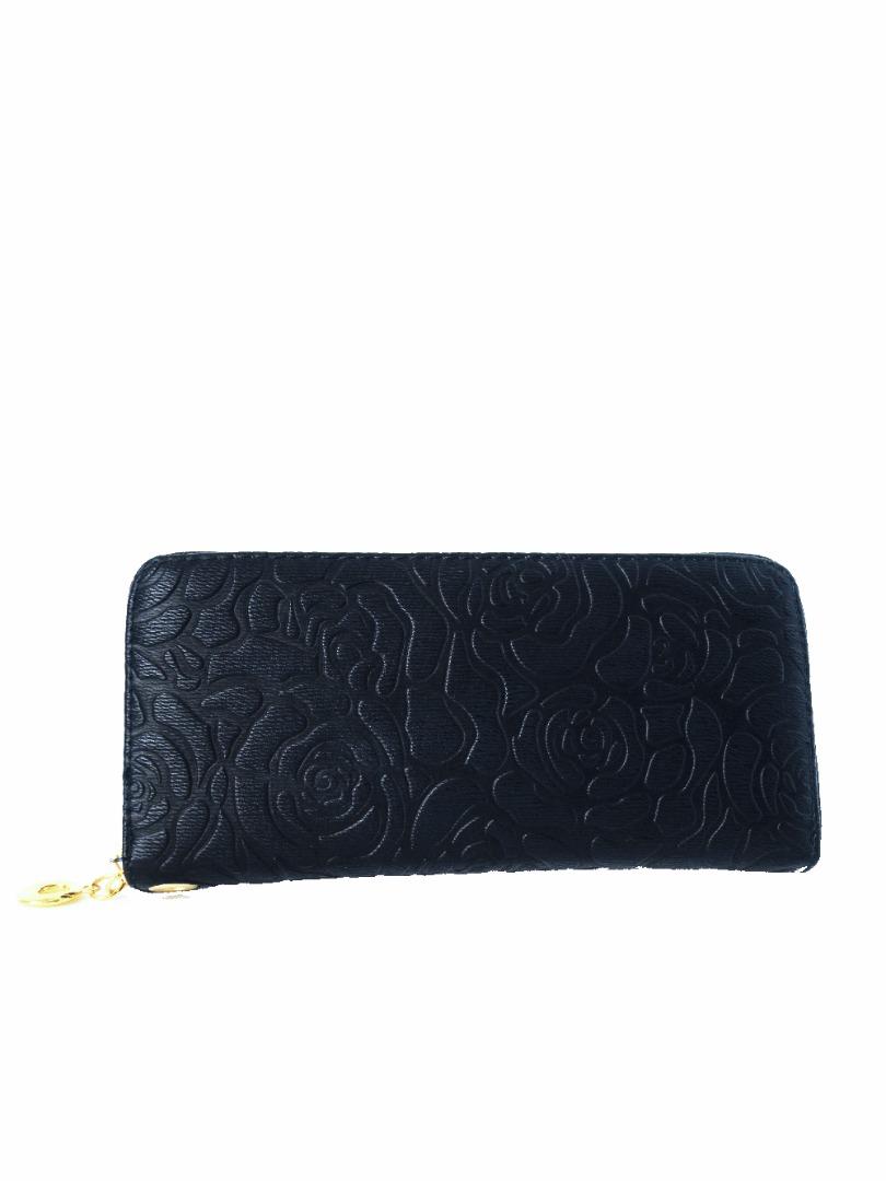 Choki Purse - P011 CHOKINEL ZIPPER Black RM39.00