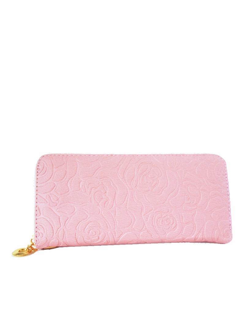 Choki Purse - P011 CHOKINEL ZIPPER Pink RM39.00