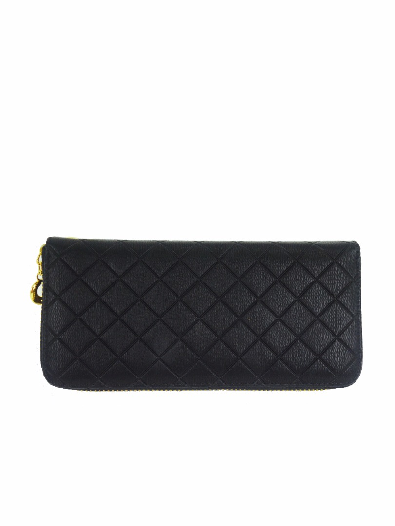 Choki Purse - P001 CHOKI Basic Purse  Black RM39.00