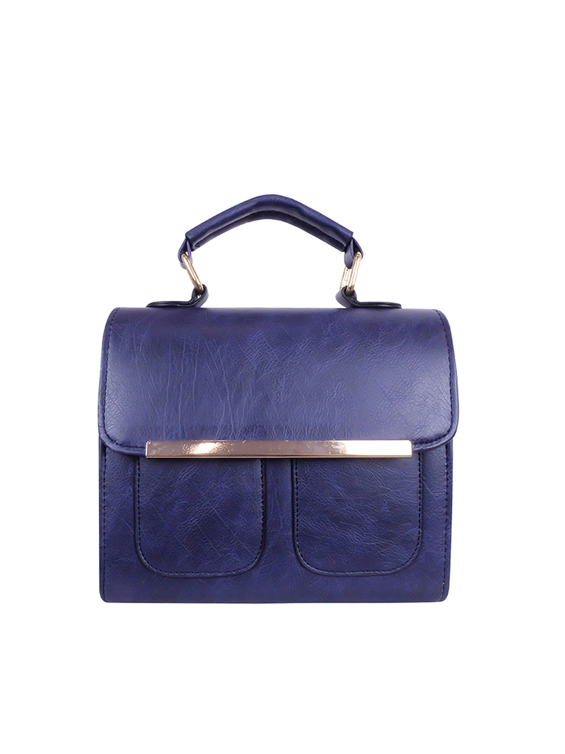 Choki Sling Bag - 6002 Traditional Sling Bag Blue RM65.00