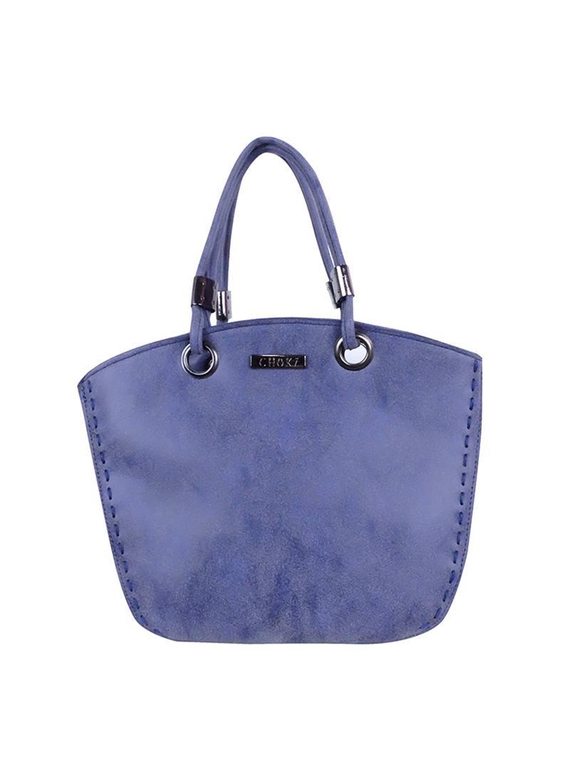 Choki Handbag - 6006 Choki Signature Classic Handbag Blue RM55.00