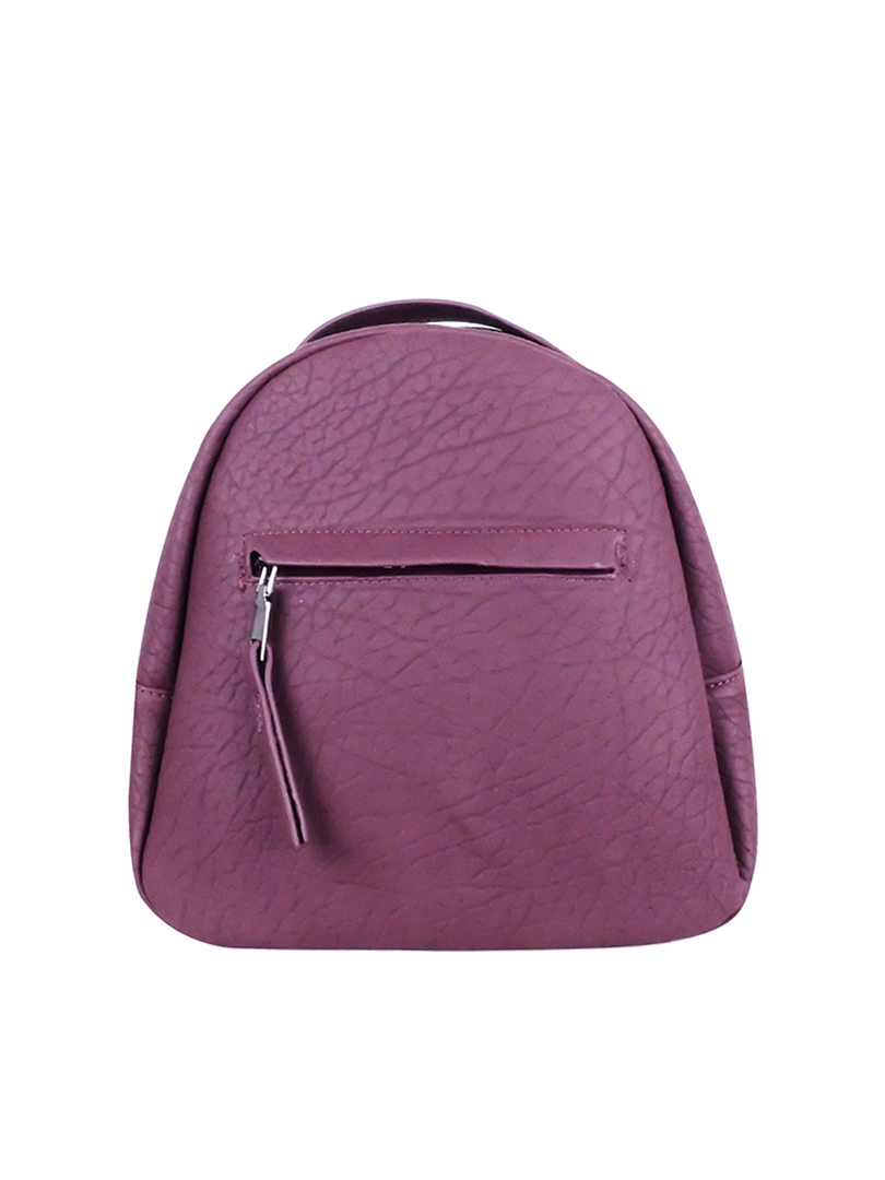 Choki Backpack - 6012 Simple Trendy Backpack Red RM55.00