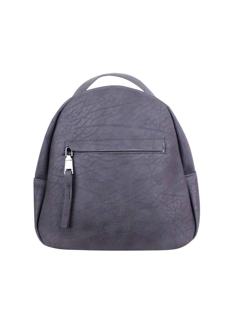 Choki Backpack - 6012 Simple Trendy Backpack Grey RM55.00