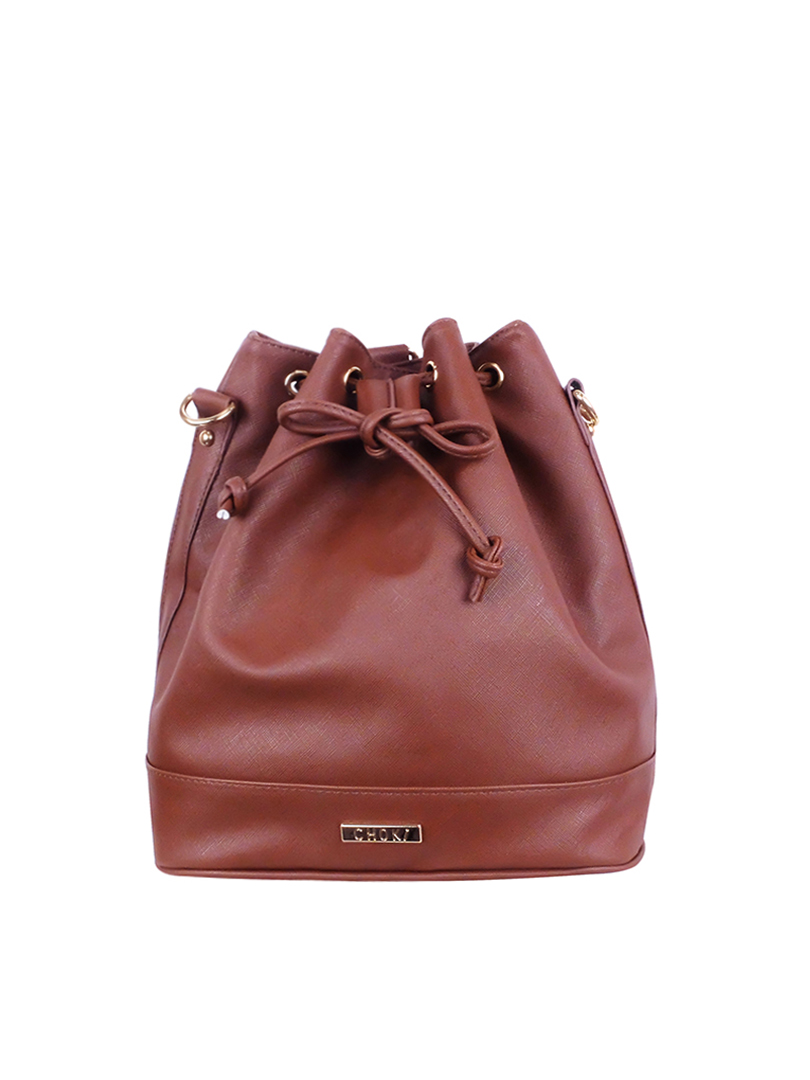 Choki Sling Bag - 6051 Choki Trendy Bucket Sling Bag default RM55.00