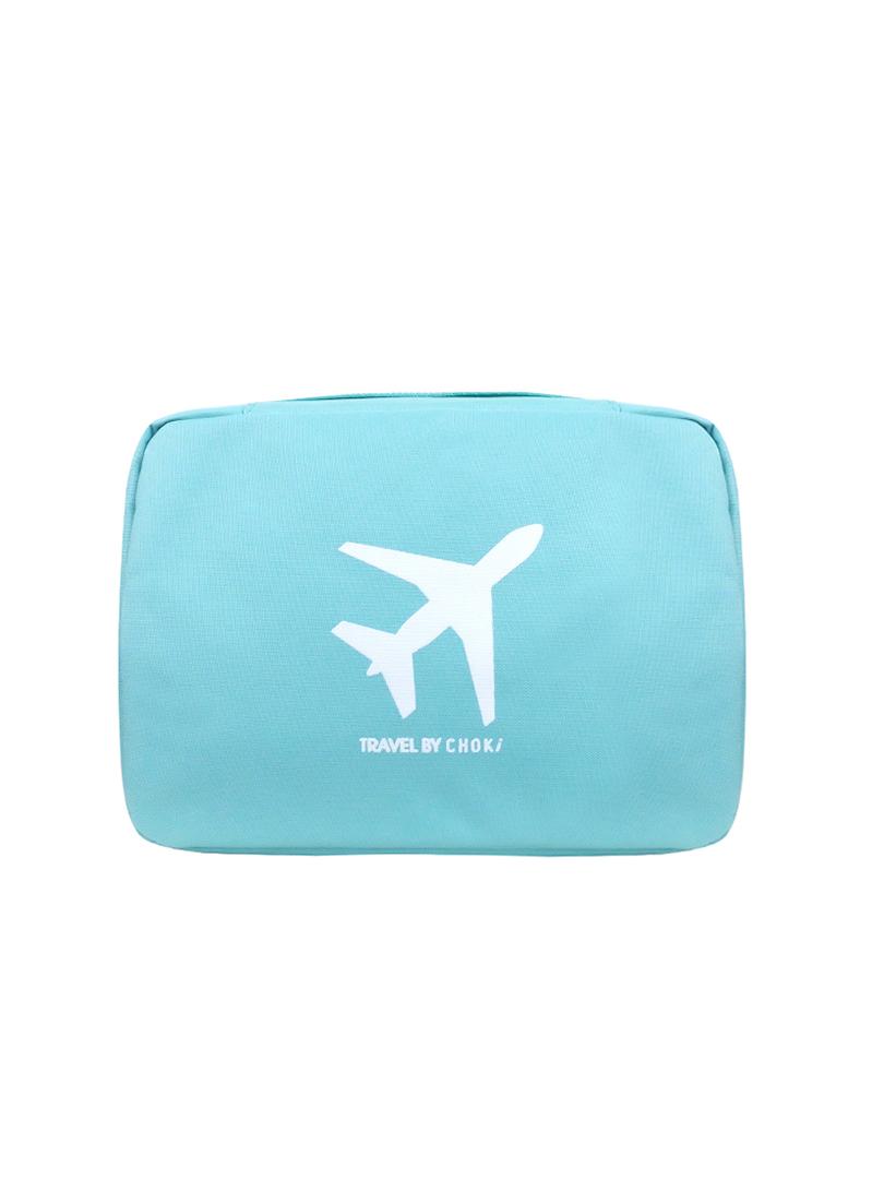 Choki travel bag - 6072 Choki Travel Toiletries Bag with Hanger Green RM19.00