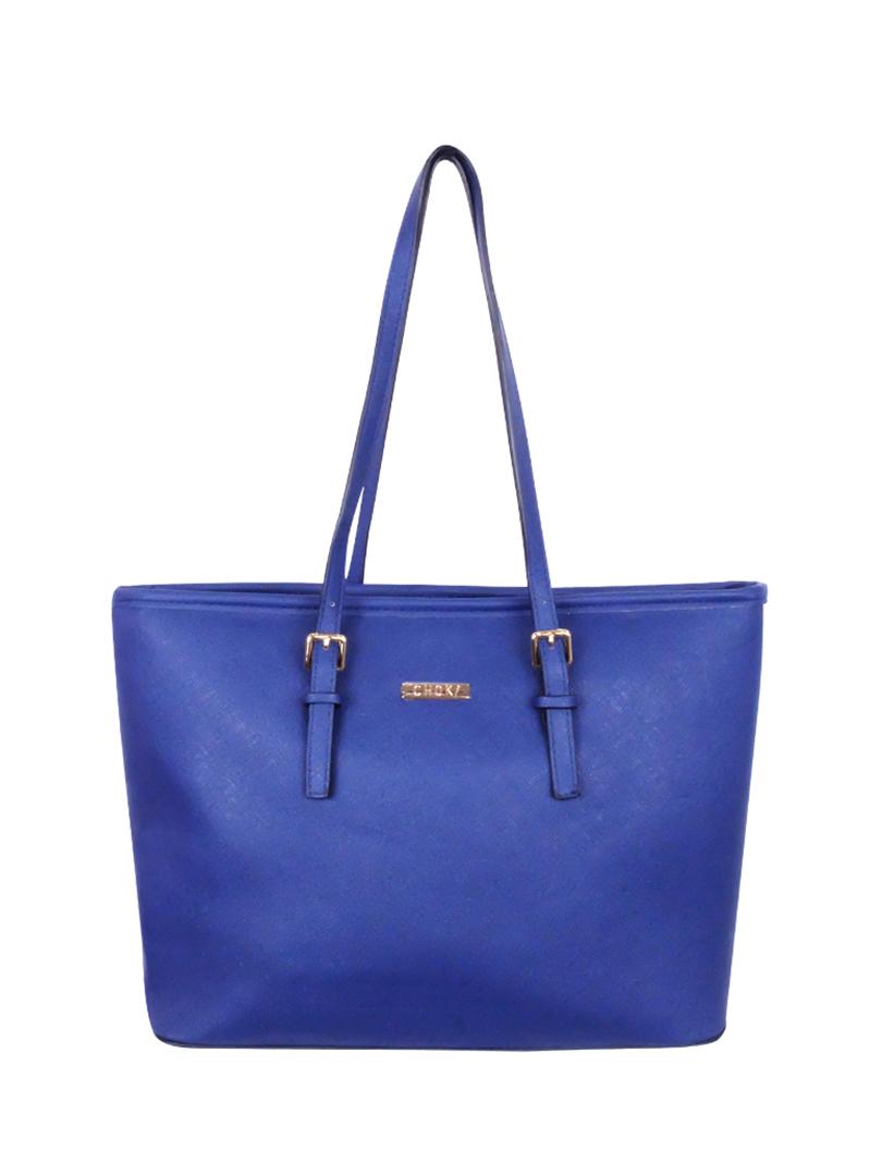 Choki Shoulder Bag - 6071 Simple Elegant OL Handbag Blue RM89.00