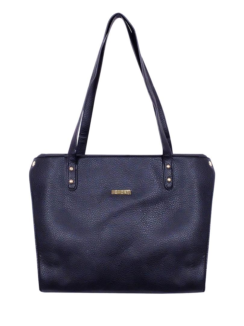 Choki Shoulder Bag - 6077 Simple Tradition OL Handbag Black RM65.00