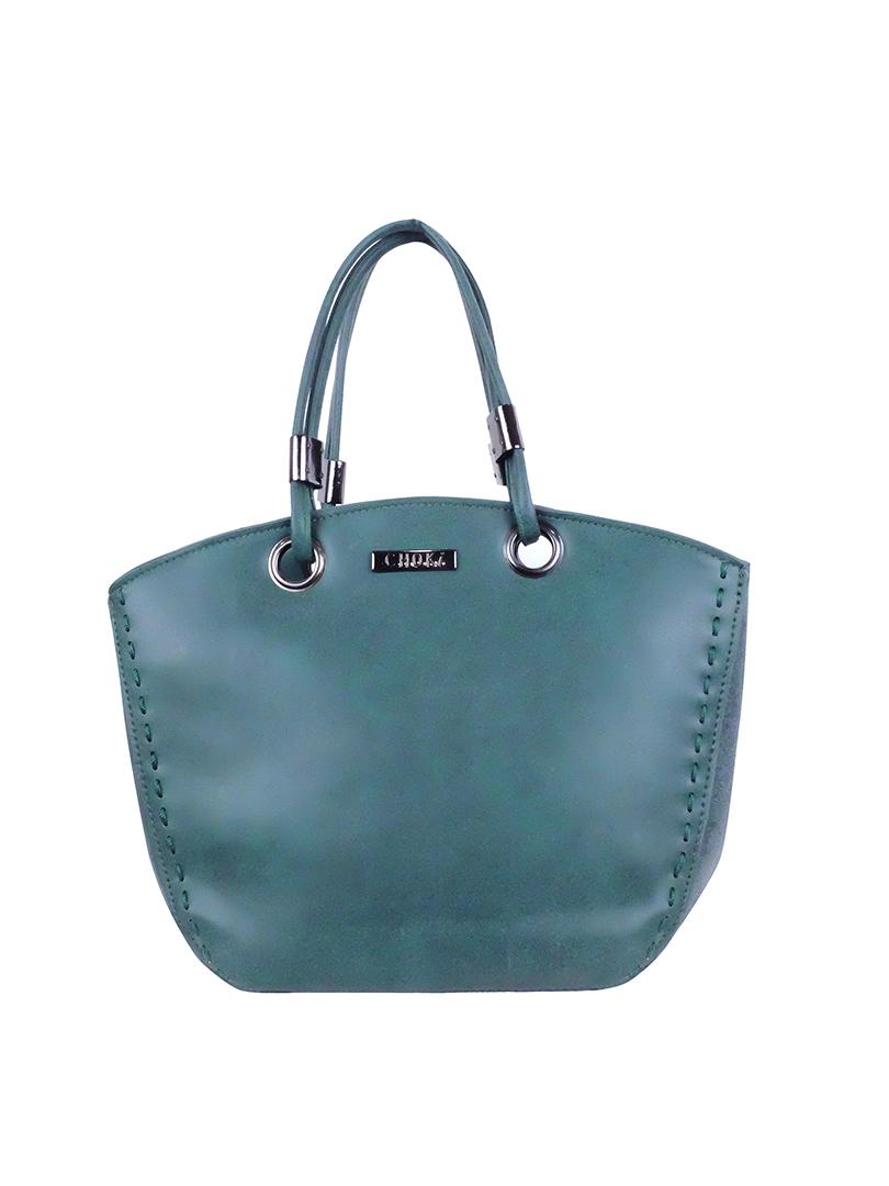 Choki Handbag - 6006 Choki Signature Classic Handbag Green RM55.00